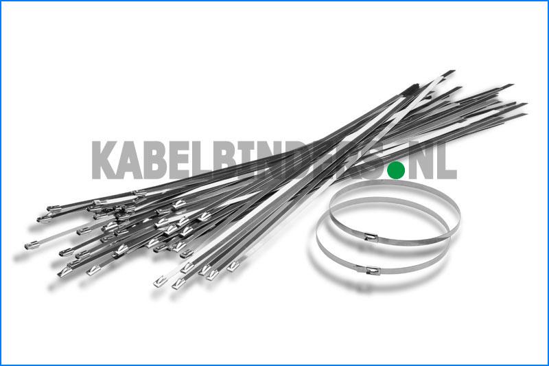 b8736bb274ce Kabelbinders, tyraps, colsonbanden, bundelbanden, cable ties, staal,  metaal, ...